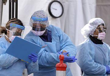 DGS divulga novos dados sobre a pandemia Covid-19