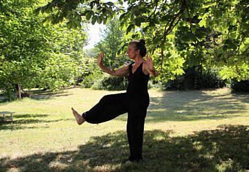Sábado é dia de fazer uma sessão de Chi Kung no Parque dos Poetas
