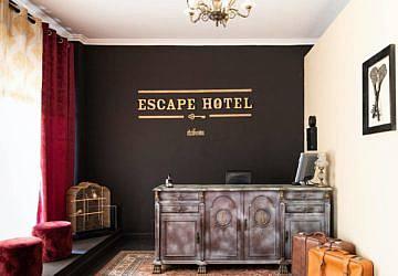 Já abriu o incrível Escape Hotel em Algés com o jantar Madame Butterfly