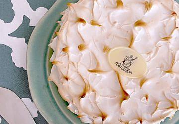 Até domingo, pode devorar o bolo de noz com doce de ovo d'A Padaria Portuguesa
