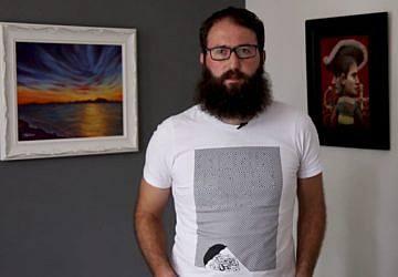 """O escritor Julián Fuks é o convidado desta semana do """"Ler Olhos nos Olhos"""""""