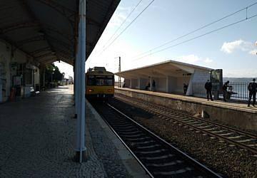 CP quer ligação direta entre a Gare do Oriente e Cascais