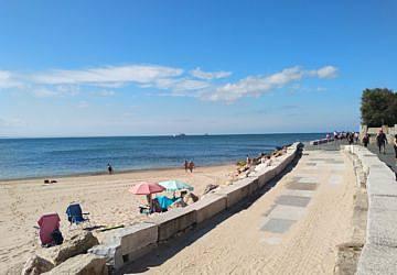 Esta semana esperam-se temperaturas ideais para ir à praia em Oeiras
