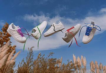 Já pode comprar as novas versões vegan e sustentáveis dos modelos icónicos da Adidas