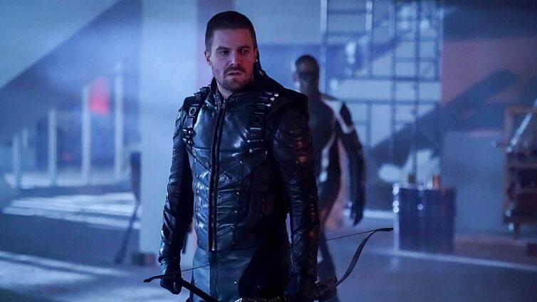 """1denovembro:""""Arrow""""(temporada7),Netflix"""