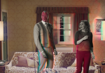 """""""WandaVision"""": já pode ver a primeira série da nova era da Marvel"""