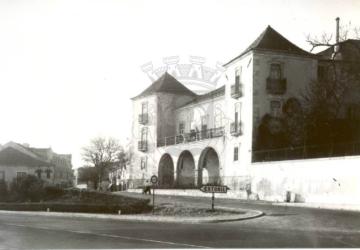 Já viu como era o Palácio dos Arcos na década de 1940?
