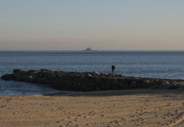 Oeiras proíbe o acesso a praias, ao passeio marítimo e ao parque do Jamor