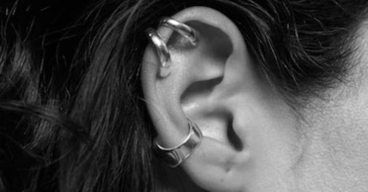 Ear cuff (25,99€)
