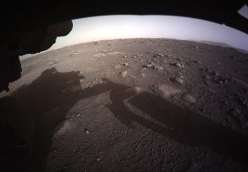 Chegaram novas imagens de Marte — e são incríveis