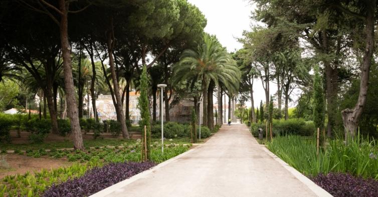 Jardim da Quinta dos Sete Castelos