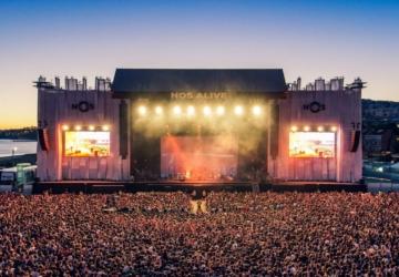 Metallica e Da Weasel confirmados no regresso do NOS Alive