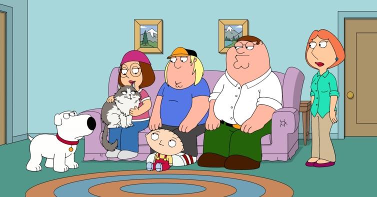 """2 de agosto: """"Family Guy"""" (temporada 20), Fox Comedy"""