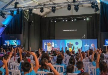 Este domingo aproveite para ver as exposições do Festival Internacional de Ciência