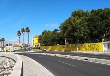 Atenção, oeirenses: a Avenida Marginal vai estar cortada este fim de semana